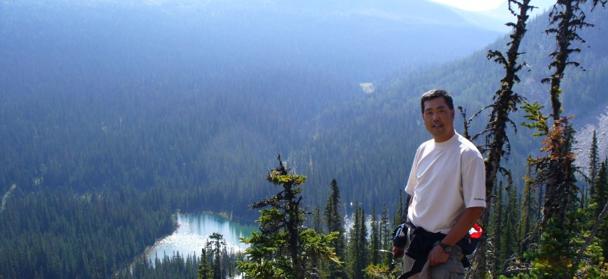 David Yue Company Hike 2